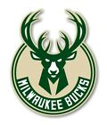 Milwaukee Bucks Decal / Sticker Die cut on eBay