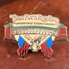 Great Platte River Ford Lapel Souvenir Pin Archway Monument Tie Tack