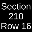 2 Tickets Washington Nationals @ Milwaukee Brewers 5/6/19 Milwaukee, WI