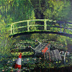 The Waterlily Pond by Bansky