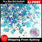 Its A Boy Girl Gender Reveal Table Scatter Confetti Baby Shower Party Decoration