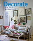 Decorate (New Edition with new cover & price) By  Holly Becker