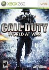 Xbox 360: Call of Duty World at War - Complete