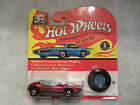 Hot Wheels 25th Anniversary Red Line Splittin Image  Metallic Red  NOC  w-12