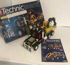 LEGO Technic 8868 Air Tech Claw Rig Pneumatic Compressor With Air Tank