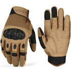 Touch Screen Tactical Full Finger Gloves Hunting Mens Motorcycle Cycling Combat Tactical Gloves - 177898