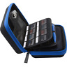 Brendo Carrying Case for New Nintendo 3DS XL, 2DS XL, 3DS Case, Fits Wall 24 and