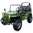 New 125cc Coolster GK-6125A Jeep Go kart with Semi-Automatic Transmission