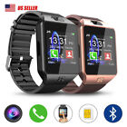 Smartwatch Smart Watch SIM Camera Phone For Android Samsung HTC iPhone&Man's