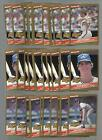 1986 DONRUSS #36 MIKE SCHMIDT  HIGHLIGHTS (LOT OF 25  MINT)  FREE COMBINED S&H