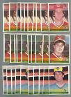 1984 DONRUSS #569 JEFF RUSSELL  ROOKIE  (LOT OF 10  MINT)  FREE COMBINED S&H