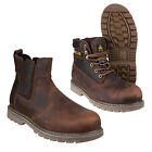 AMBLERS 165 SAFETY DEALER BOOTS or 164 LACE UP SAFETY BOOTS STEEL TOE WORK
