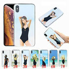Flowing Liquid Cover Sexy Lady Soft for Apple iPhone XR XS XSMax 8 8plus 7 7plus