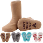 1 Pair Cute Baby Cotton Ankle Socks Boy Girl Newborn Infant Socks I'm not Crying