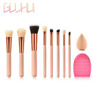 Fashion Makeup Brush Tool Set Cosmetic Eye Shadow Portable Concealer Beauty Tool