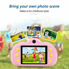 GM10 2.4 Inch HD Dual Lens Digital Camera Children Kids Photography Toy Welcome