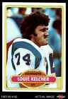 1980 Topps #412 Louie Kelcher Chargers NM/MT $0.99 USD on eBay