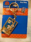 Collectible Looney Tunes US Postal Services 1997 Key Ring Chain Bugs Bunny NEW