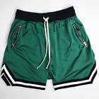 Men's Casual Shorts Pants Athletic Breathable Mesh Running Basketball Quick Dry