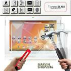 """Tempered Glass Screen Protector Cover For Various 9"""" 10"""" Medion LifeTab Tablet"""