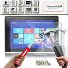 "Tempered Glass Screen Protector For Various 10"" Dell Venue/Latitude/XPS Tablet"