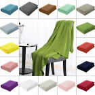Soft Knitted Throw Blanket Bed Sofa Couch Decorative Cable Knit Pattern Washable image