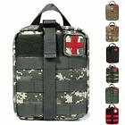 New Style First Aid Kit Tactical Survival Kit Molle Rip-Away EMT Pouch Bag IFAK