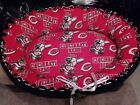 Handmade Pet/Dog CINCINNATI REDS Fleece Bed Washable Made in USA on Ebay