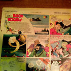 BUCK ROGERS-CALKINS-RARE ORIGINAL FULL OCT-14-1933  COLLECTABLE COSMIC TV PAGE