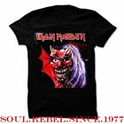 IRON MAIDEN PURGATORY HEAVY METALPUNK ROCK BAND T SHIRT MEN'S SIZES image