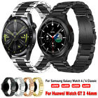 For Huawei Watch GT /Watch 2 Classic /Pro Stainless Steel Strap Metal Watch Band