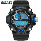 SMAEL Outdoor Sport Watches Miliraty Army Men Wristwatch with Pu Strap Perfect~ image