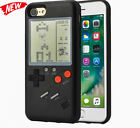 Iphone smart case Gameboy Soft Silicone with screen for Iphone 7/8/X/6s/6s plus