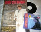 """12"""" - Rod Stewart / Every Beat of my Heart + 2 Track incl. LARGE POSTER # 334"""