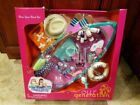 """Our Generation Deluxe Fishing Row Boat Set For American Girl & all 18"""" Dolls"""