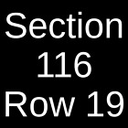 2 Tickets Oakland Raiders @ New York Jets 11/24/19 East Rutherford, NJ on eBay