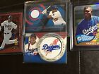 YASIEL PUIIG GREAT 2014 TOPPS PATCH LOT
