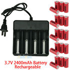 20Pcs CR123A 3.7V Li-Ion Rechargeable Batteries for Netgear Arlo Security Camera