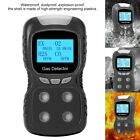4 in 1 Toxic Gas Detector CO O2 H2S EX Gas Analyzer Air Quality Monitor Meter