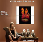 59255 Twin Peaks Kyle MacLachlan Love Thriller Decor Wall Poster Print UK