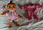 Dora the Explorer Cuddle & Care Twins - GIRL Doll, Pacifier, Extra Outfit