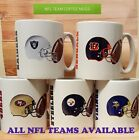 NFL AMERICAN FOOTBALL TEAMS COFFEE MUGS $10.5 USD on eBay