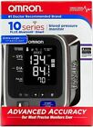 Omron BP786 BlueTooth Upper Arm Blood Pressure Monitor 10 Series Machine BP-786