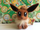 "Pokemon Plush Eevee 1998 Banpresto 6"" UFO doll stuffed figure Toy go USA Seller"