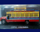 CHIVA - COLOMBIA - BUSES OF THE WORLD - ARGENTINA