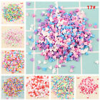 100g DIY Polymer Clay Fake Candy Sugar Sprinkle For Phone Case Decorations New image