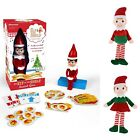 Elf on the Shelf Musical Hide Seek Game + Boy Girl Plush Elf Dolls Gift Set NEW