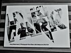 LINKIN PARK RARE LIMITED EDITION POSTER (black & white) 12 X18