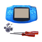 Replacement Full Shell Cover Case Fits for Nintendo Gameboy Advance GBA Console