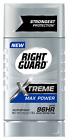 Right Guard Xtreme Antiperspirant Max Power Deodorant Gel, 4 Ounce Pack of 6